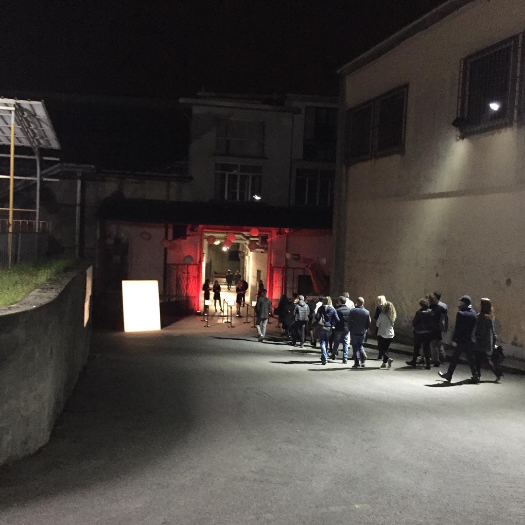 Lorri - service audio luci Spazio Fase Alzano